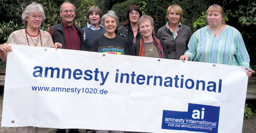 50 Jahre Amnesty International in Rösrath