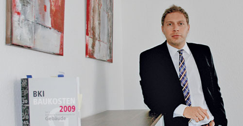 Brock Immobilien, Volker Brock